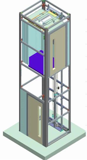 Fersan Asansör Hidrolik Asansör