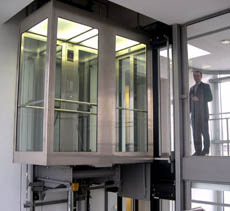 Fersan Asansör İnsan Asansörleri